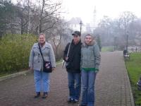 Uczestnicy na ulicach Krakowa 2 z 5