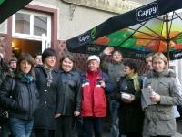 Uczestnicy na ulicach Krakowa 1 z 5