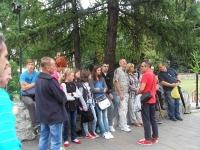 Sierpień - wyjazd rodzin zastępczych do Białki Tatrzańskiej
